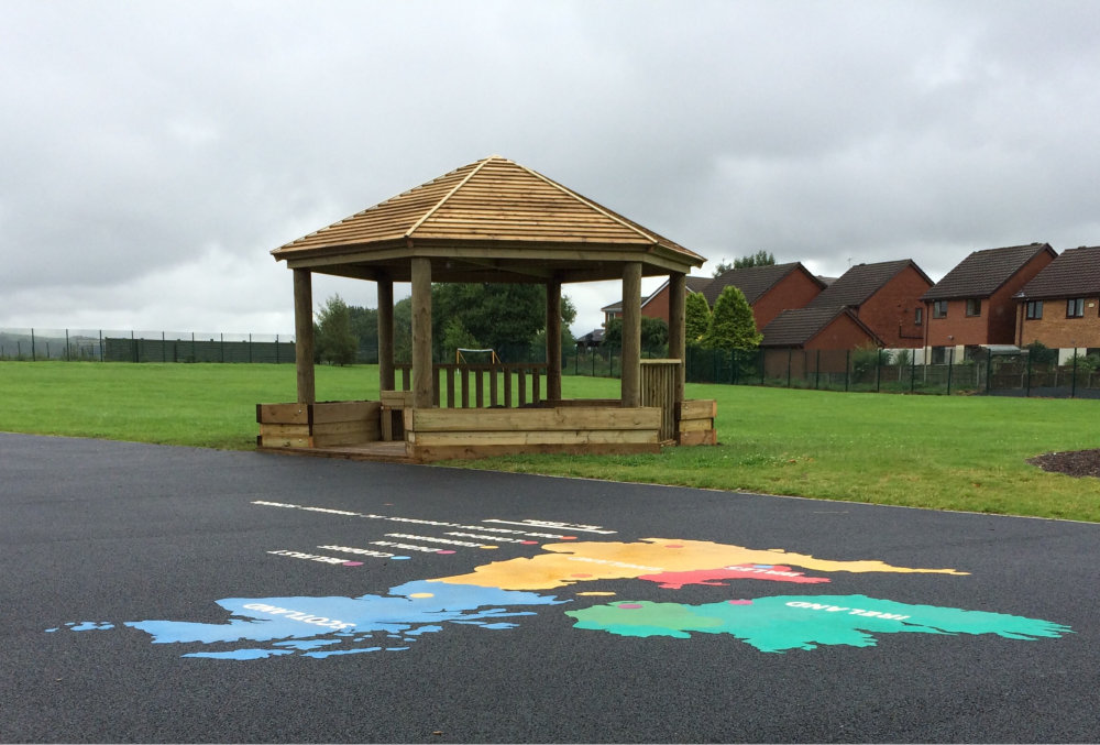 Discovering Days can design and manufacture bespoke playground equipment