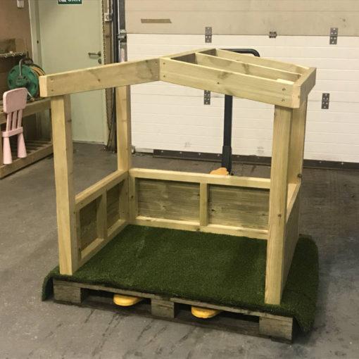 Play Hut for schools or nurseries