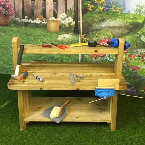 workbenches for children to learn and enjoy