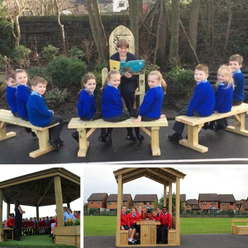 Discovering Days design and manufacture playground equipment for schools and nurseries