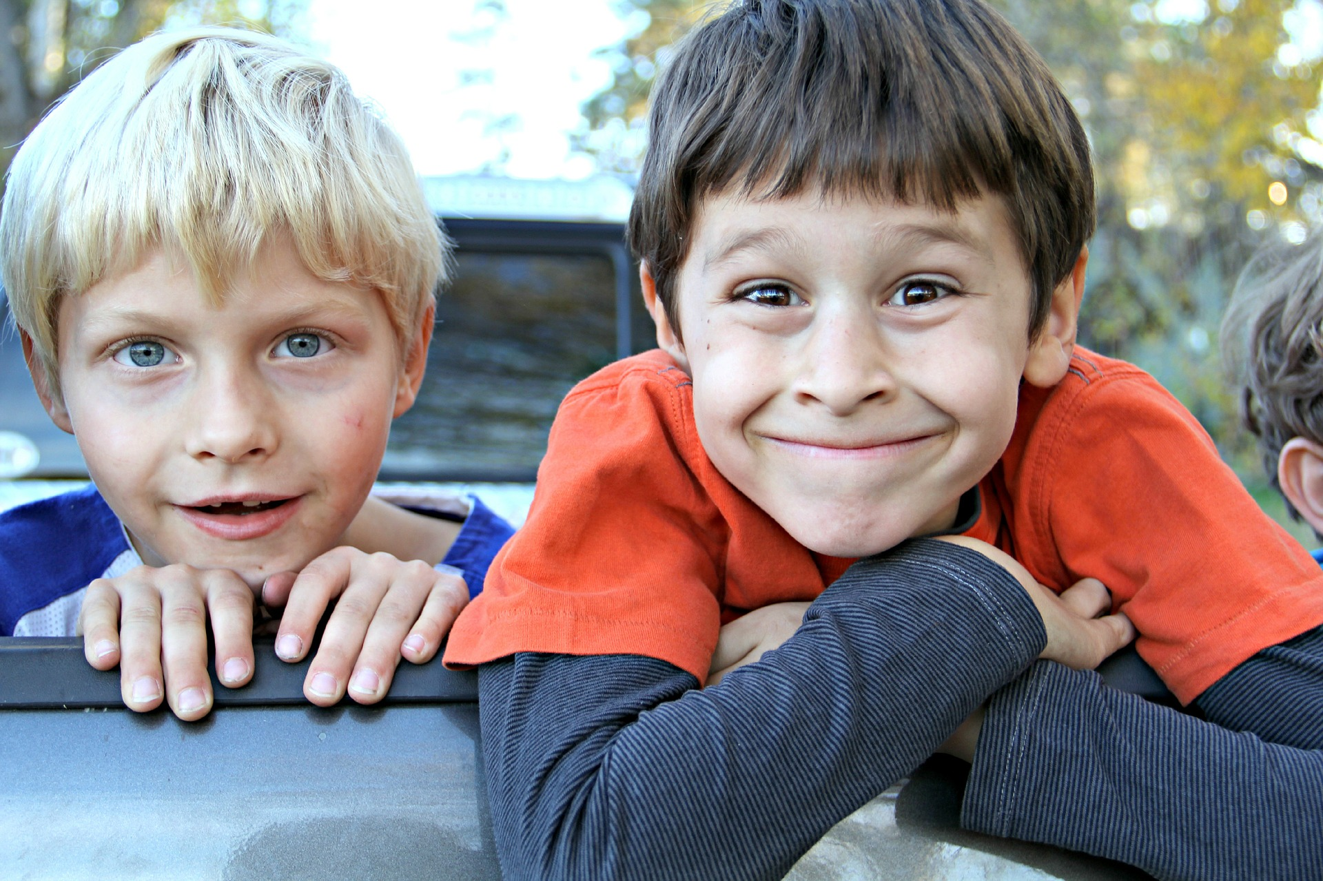 Encouraging group play can tackle bullying
