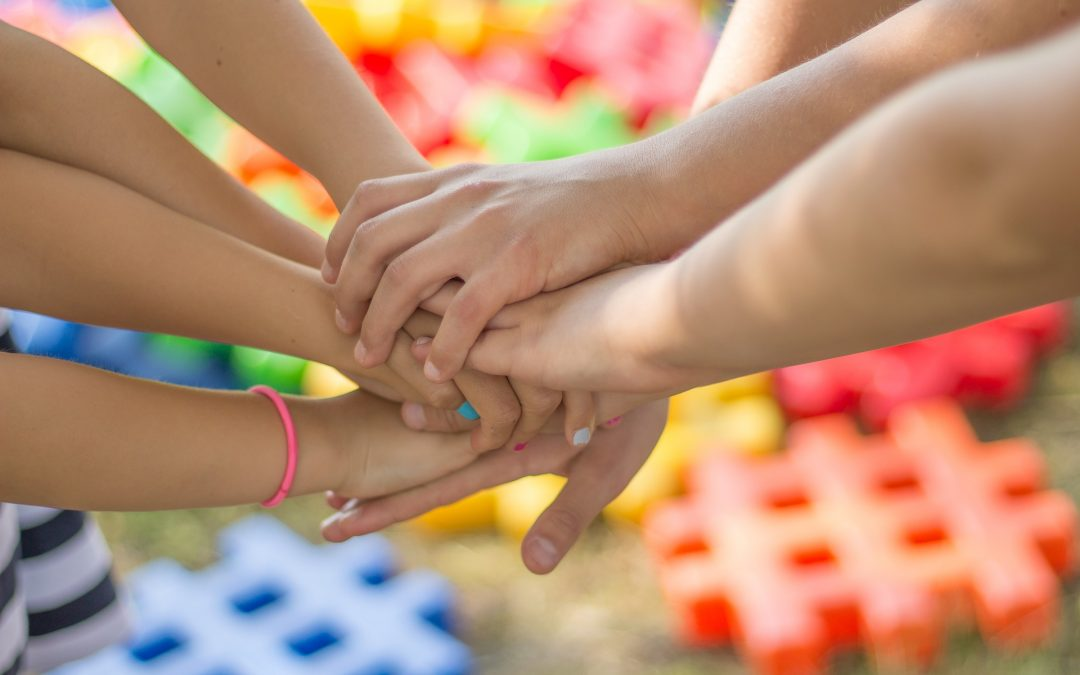 Outdoor Play Activities To Celebrate World Kindness Day
