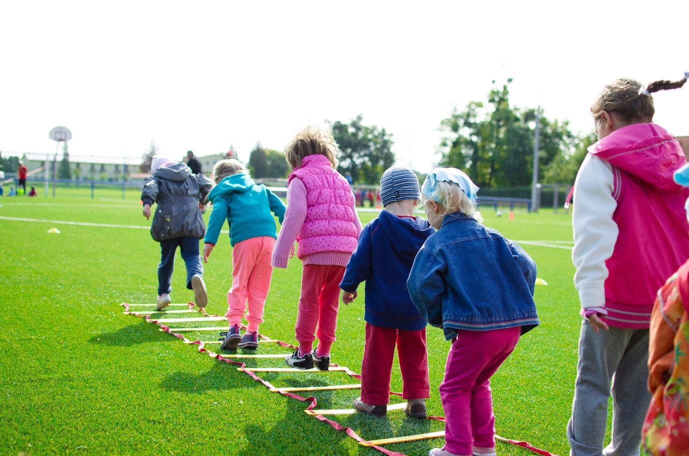 children's outdoor activities for world kindness day