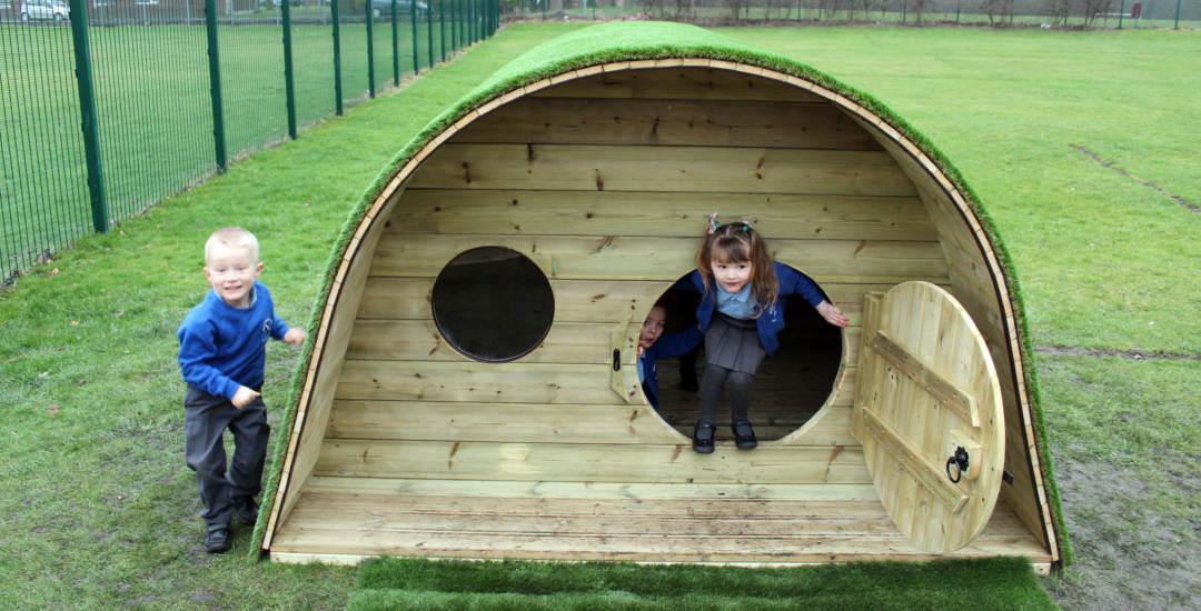Bespoke Playground Equipment For Schools